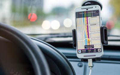Zarządzanie flotą a monitoring GPS