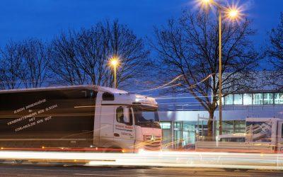 Transport, logistyka i zarządzanie flotą z perspektywy klienta